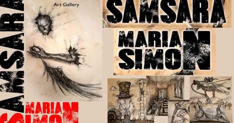 Marian Simon: SAMSARA (May 24 – August 23)