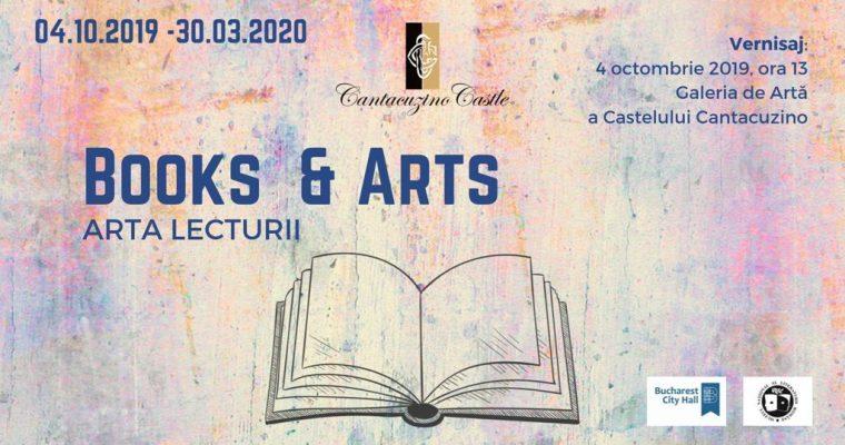 Darius Hulea: Books&Arts – 4 October 2019-3 March 2020, Cantacuzino Castle Busteni
